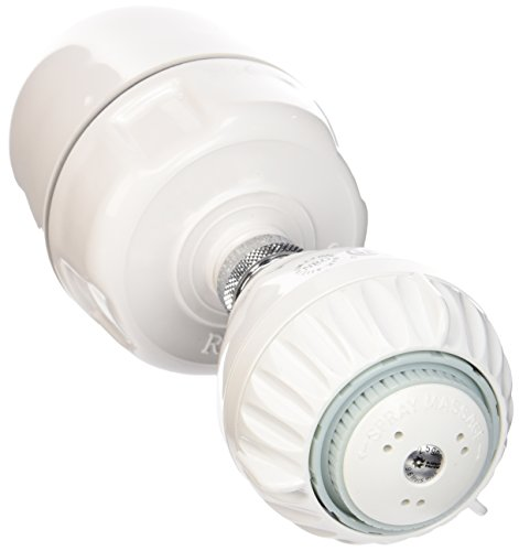 cq1000ms shower filter with amcor massaging showerhead provides a delightful and luxurious bathing experience the shower head unit of the device is a