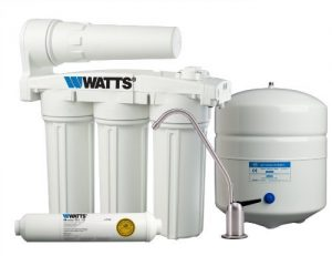 Review of Watts WP5-50 Premier Reverse Osmosis System