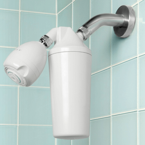 Review Of Aquasana Aq 4100 Deluxe Shower Water Filter